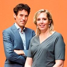 Prof. dr. Ronald Stolk & mr. Marie-José Bonthuis