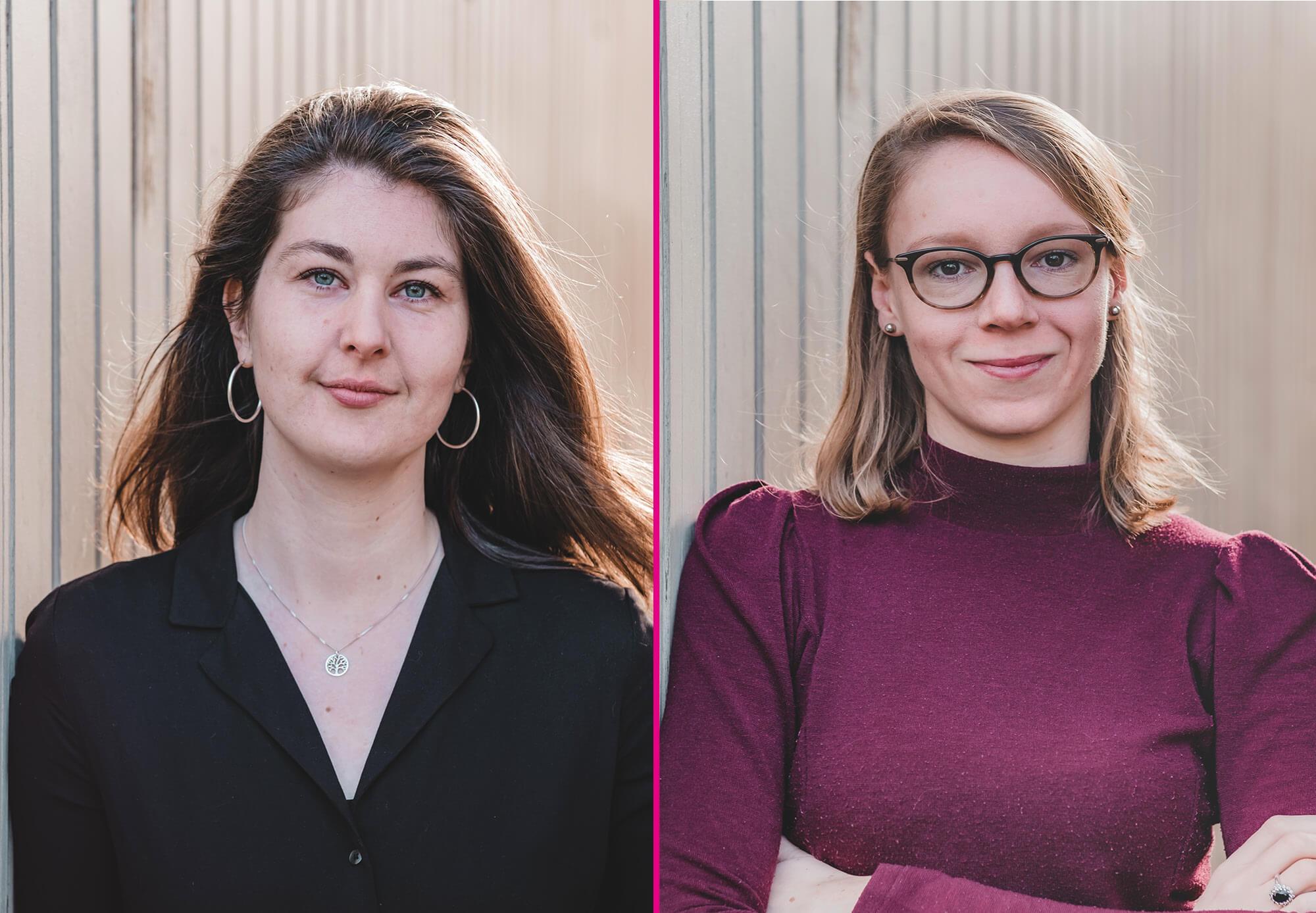 Maja Bosch & Tessa Speelman