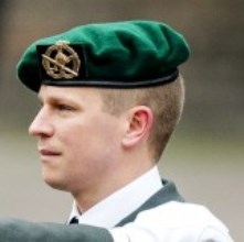 Oud-commando Gijs Tuinman
