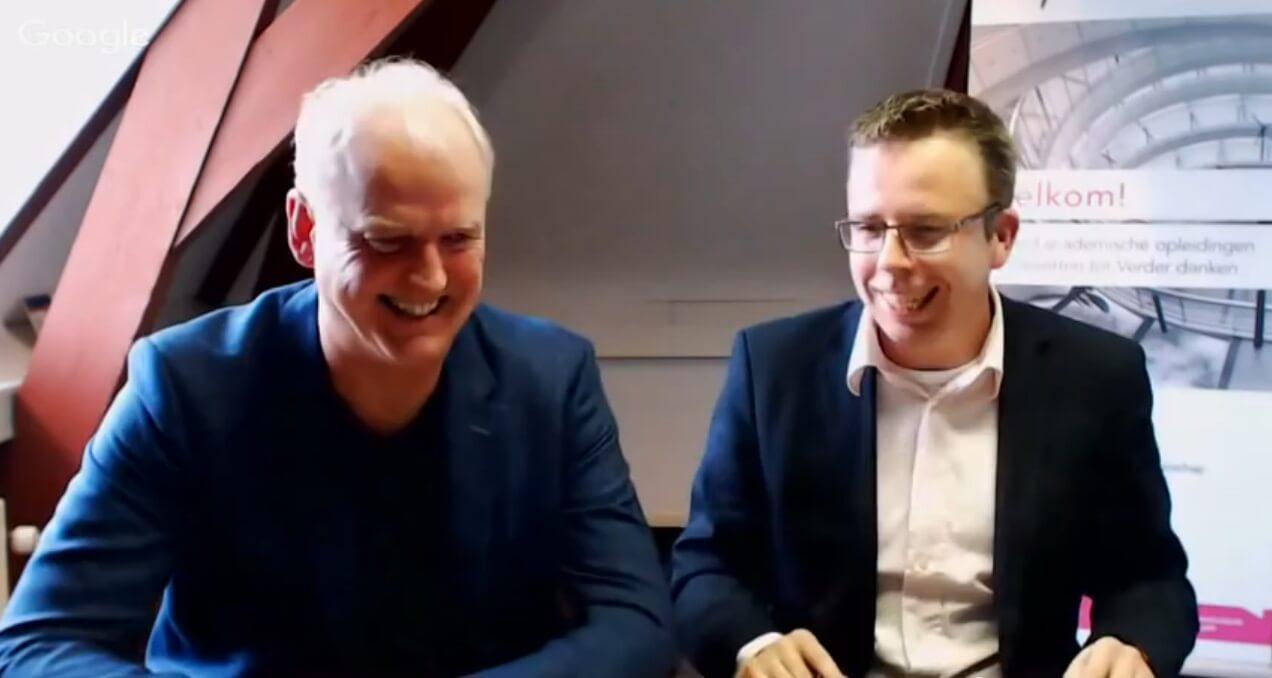 Marco Derksen & Martin ten Hove